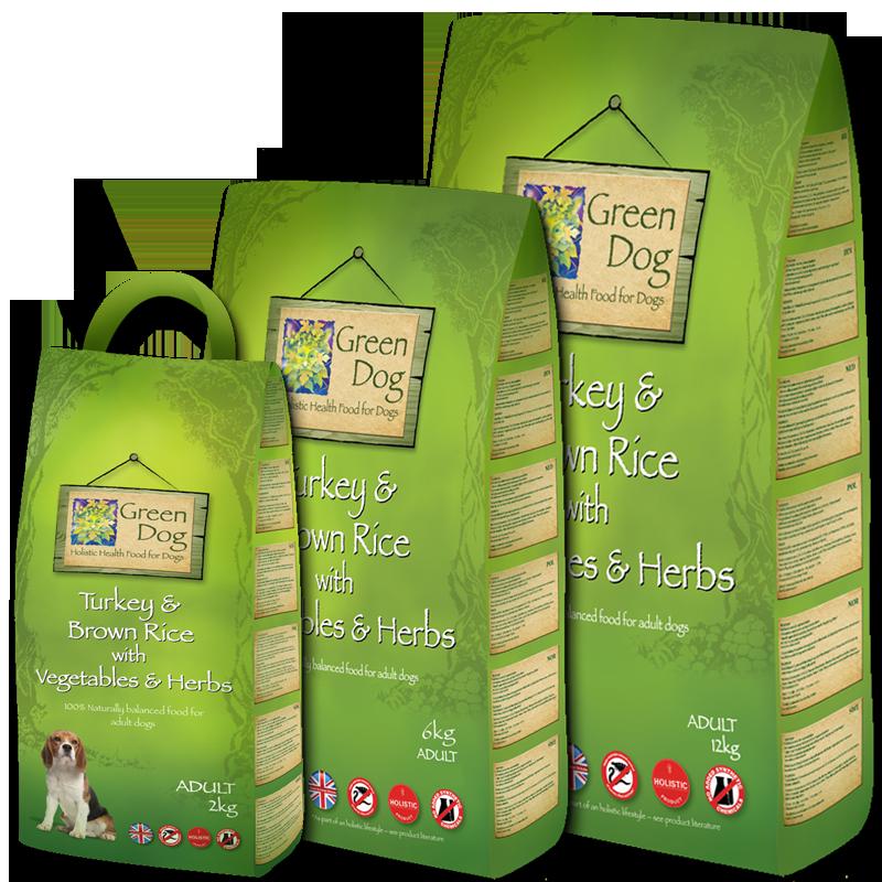 Green Pantry Turkey & Brown Rice