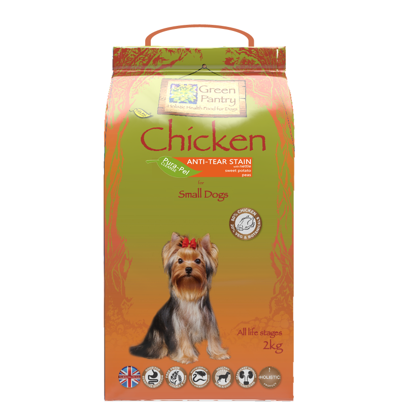 2kg Green Pantry Chicken with Sweet Potato & Cranberry