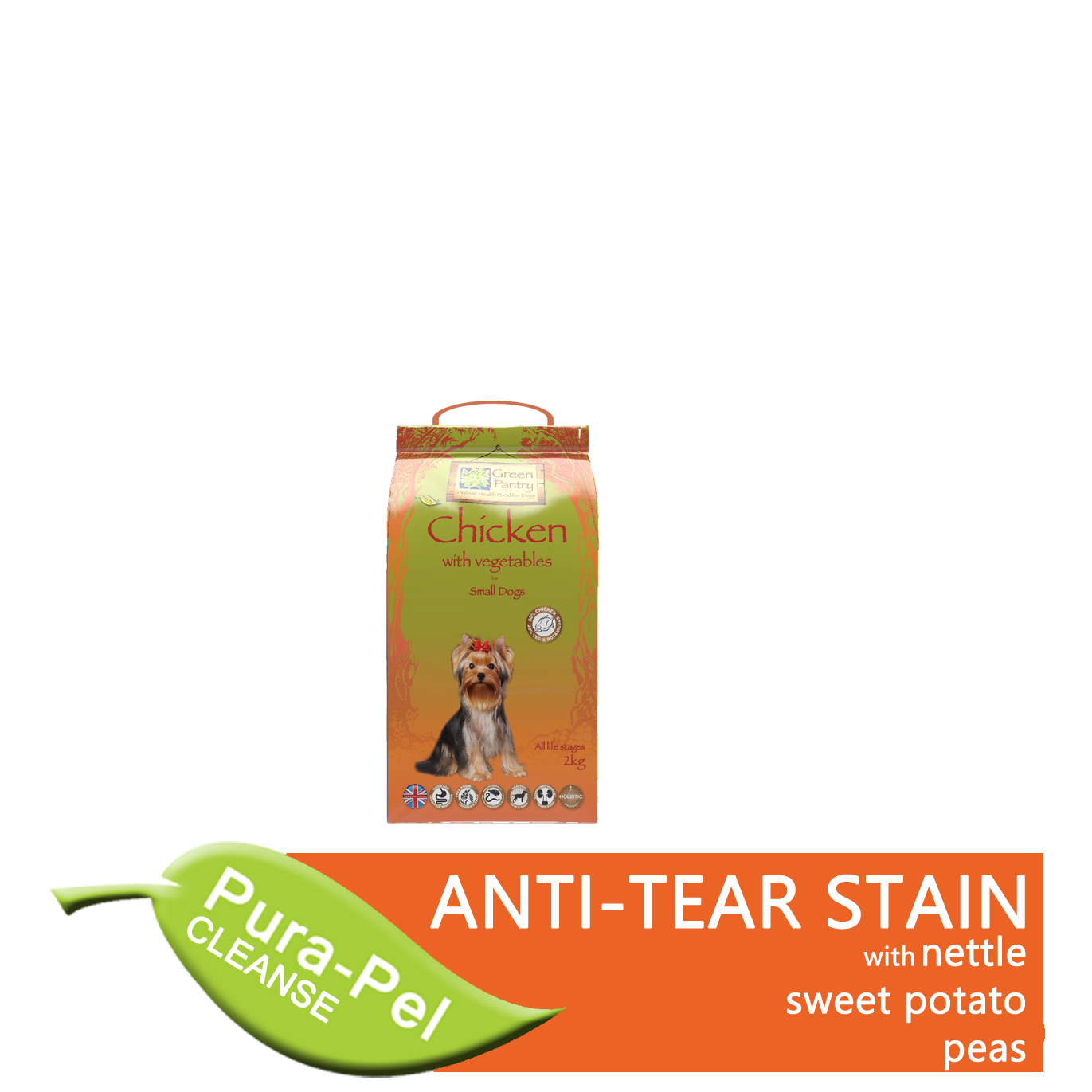 Green Pantry Chicken Dry Dog food