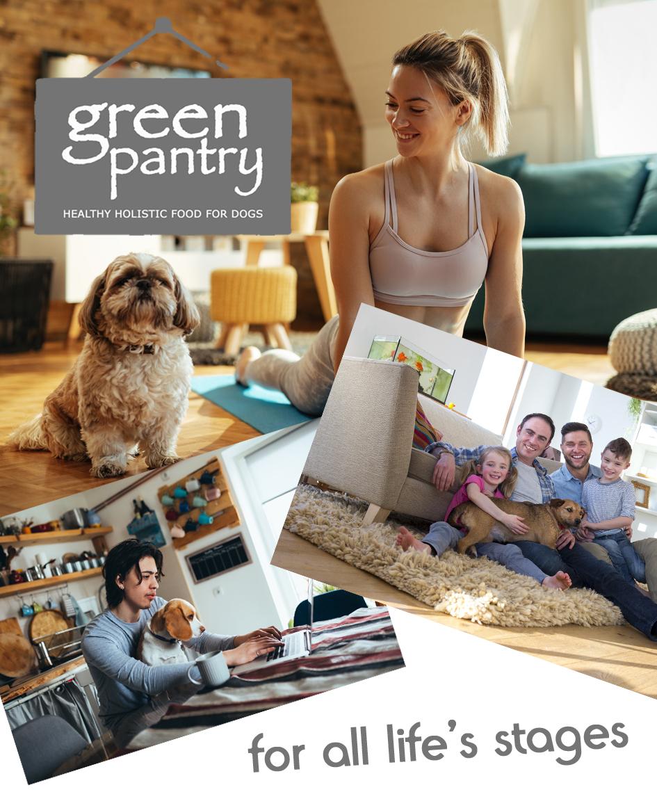 Green Pantry Holistic Dog Food