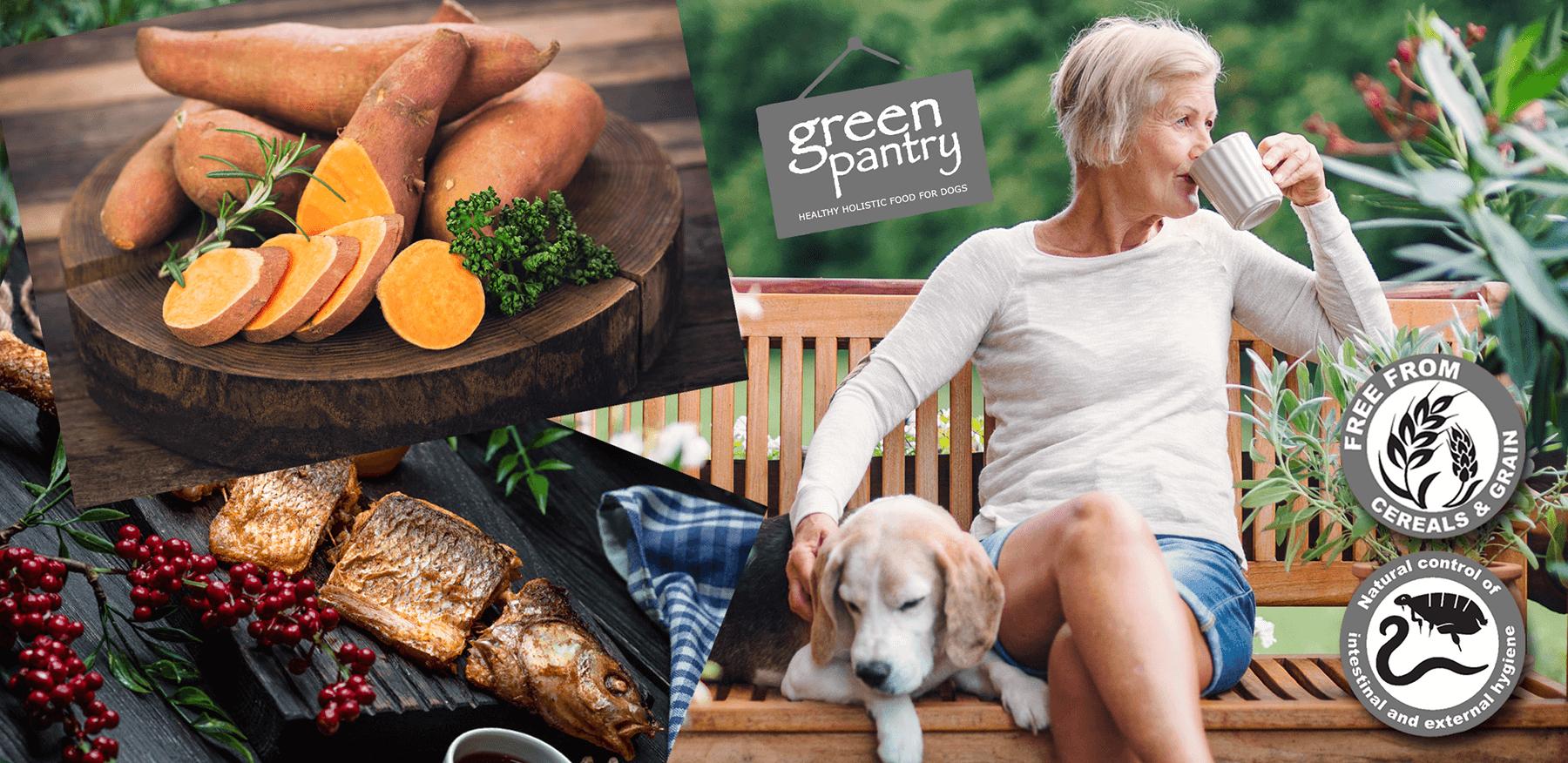 Green Pantry Dry Dog Food